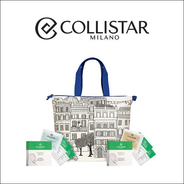 Подорожуйте з Collistar