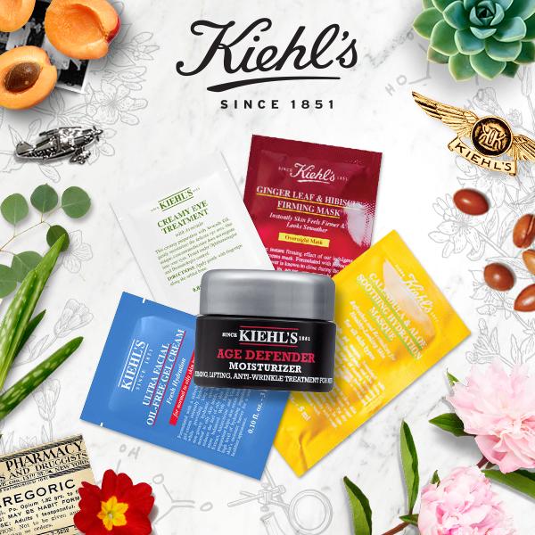 Спеціальна пропозиція від Kiehl's
