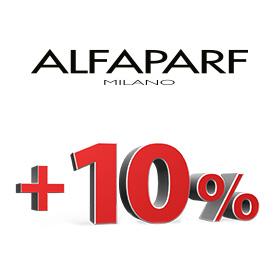 +10% на продукти лінії стайлінгу Style Stories AlfaparfMilano