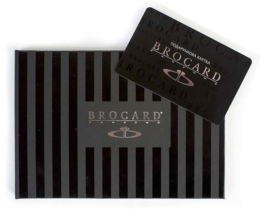 Подарочные карты BROCARD