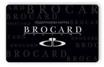 BROCARD подарочная карта